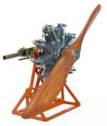 Model Airways Sopwith Camel Clerget Rotary Engine 116 Scale Model Kit Ma1031
