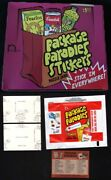 2000 Newhamm Package Parodies Crudlow Box 48 Packs 1st Series Wacky And More