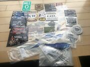 Harley Davidson And Various Other Inside And Outside Decals/stickersbulk Sale