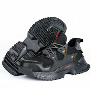 New Safety Shoes Mens/womens Lightweight Steel Toe Cap Work Boots Trainers Sport
