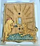 Disney Classic Winnie The Pooh Light Switch Plate Cover Charpente New In The Box
