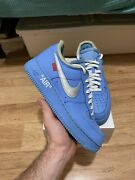Nike Air Force 1 Low X Off White Mca Size 7.5