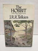 Rare J.r.r. Tolkiens The Hobbit Two 2 Sided Jigsaw Puzzle 500+ Pieces Giant