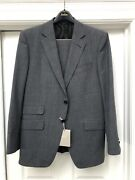 Brand New Tom Ford Suit 'oconner' Grey 42 R