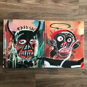1996 Premier Books Jean Michelle Basquiat Works