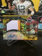 2020 Panini Select Clyde Edwards-helaire Rc Gold Rpa Auto/patch 10/10 Prizm