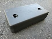 Oem Simplicity Tractor Rear Weight Assembly 38 Pounds 1692625 New