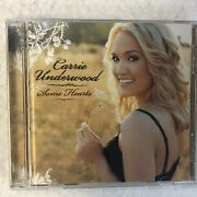Carrie Underwood-some Hearts Music Cd Very Good Condition Free Shipping