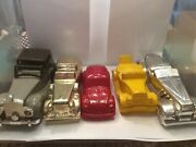 Avon Lot Of 6last Pic Included To Shave Bottles - Cars - Empty - Vintage