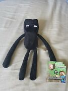 Minecraft Series 1 Enderman Plush -- New With Tag -- Rare