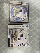 Pokemon Soul Silver Complete With Game No Pokewalker
