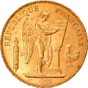 [906772] Coin France Gandeacutenie 50 Francs 1904 Paris Gold Km831