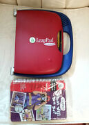 Leap Frog Leap Pad Learning System Plus Microphone And My First Leap Pad System