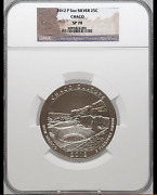 2012-p Burnished 5 Oz Silver Atb Chaco Culture Sp70