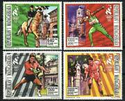 Malagasy Stamp - 96 Summer Olympics Stamp - Nh