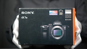 Sony A73 E Mount Full Frame Digital Camera Body Black Boxed - And039the Masked Manand039