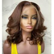 Loose Wave Brazilian Glueless Full Lace/lace Front Wig Virgin Hair 150/180 4