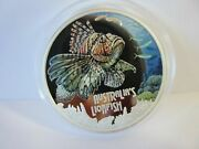 2019 Tuvalu Australia's Deadly And Dangerous Lionfish 1oz Silver Proof Animal Coin