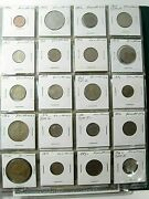 Philippines - Coin And Paper Note Collection / Set - 36 Coins 15 Bills
