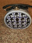 Beatles Rock And Roll Drum Tin Faces John Paul George Ringo Vintage Collectible