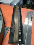 Kugler 41 Oval Coil Paper Punch Die 14 Wide