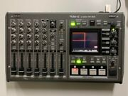 Roland Audio Video Mixer Usb Streaming Hdmi 8 Channel Touch Screen Vr-3ex G2944