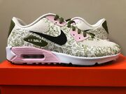Nike Air Max 90 G Nrg Golf Shoes Space Alien Size 13 Cu9980-100 100 Authentic