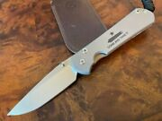 Chris Reeve Knives Small Sebenza 31 Drop Point S45vn Come And Take It S31-1612