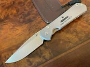 Chris Reeve Knives Large Sebenza 31 Drop Point S35vn Come And Take It L31-1612