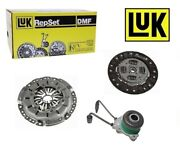Luk Clutch With Cetral Release Mechanism Mercedes / Vaneo With Semi Automatic