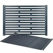 Grill Cooking Grid Grates 2-pack For Weber Spirit Genesis Silver B/c 65906