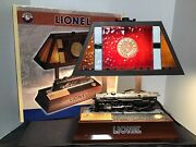 Vintage Lionel Hudson 700e Animated Train Lamp With Movement And Sound With Box