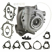 For Chevy Silverado Gmc Sierra 6.6 Duramax Lbz Turbo W/ Turbocharger Gaskets Csw