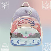Avatar The Last Air Bender Loungefly Bag Confirmed Pre Order