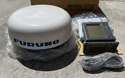 New Old Stock Furuno 1712 Marine Radar System Rdp-134 Rsb-0087-068 10m Cable