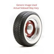 235/55r17 Tp Touring Uniroyal Tire With 2.125 White Wall - Modified Sidewall 1