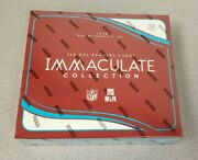 2020 Panini Immaculate Collection Football Sealed Hobby Box 🔥🔥🔥🔥