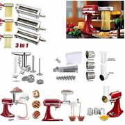 Stainless Food Home Cooking Attachment For Kitchenaid Stand Mixer Accessories Us