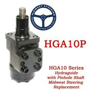 Midwest Steering Replacement For Hga10 Series Pinhole Hydraguide Hga10p