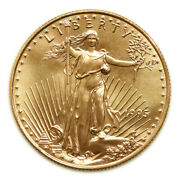 1995 American Gold Eagle 1oz Uncirculated