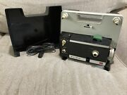 Working Elmo Gp-e Vintage 8mm Movie And Home Video Projector