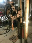 Champion Blower And Forge Company Usa Antique Post Drill Press