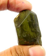 70 Cts. 100 Natural Green Did Obsidian Cabochon Gemstone Sng23033