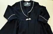 Womenand039s Regalia 3 Pc Dressy Suit Size 20w Top And Skirt And Jacket Denim And Pearls