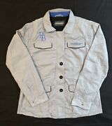New 2016 Pebble Beach Concours Volunteer Jacket Vest Light Gray Womenand039s Large