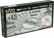Kato 20-283 Unitrack Electric Turntable N Scale
