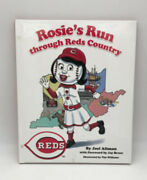 ⚾️ Rosieand039s Run Through Reds Country Hc Book By Joel Altman Forward By Jay Bruce