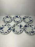 Royal Meissen Saucers,blue And White Fine China Made In Japan/price Is Per Plat