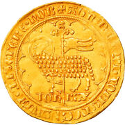 [878936] Coin France Jean Ii Le Bon Mouton Dand039or Gold Duplessy291