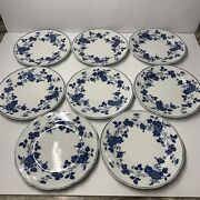 Fine China Japan Royal Meissen Bread And Butter Plate 6 5/8 /price Is Per Plate